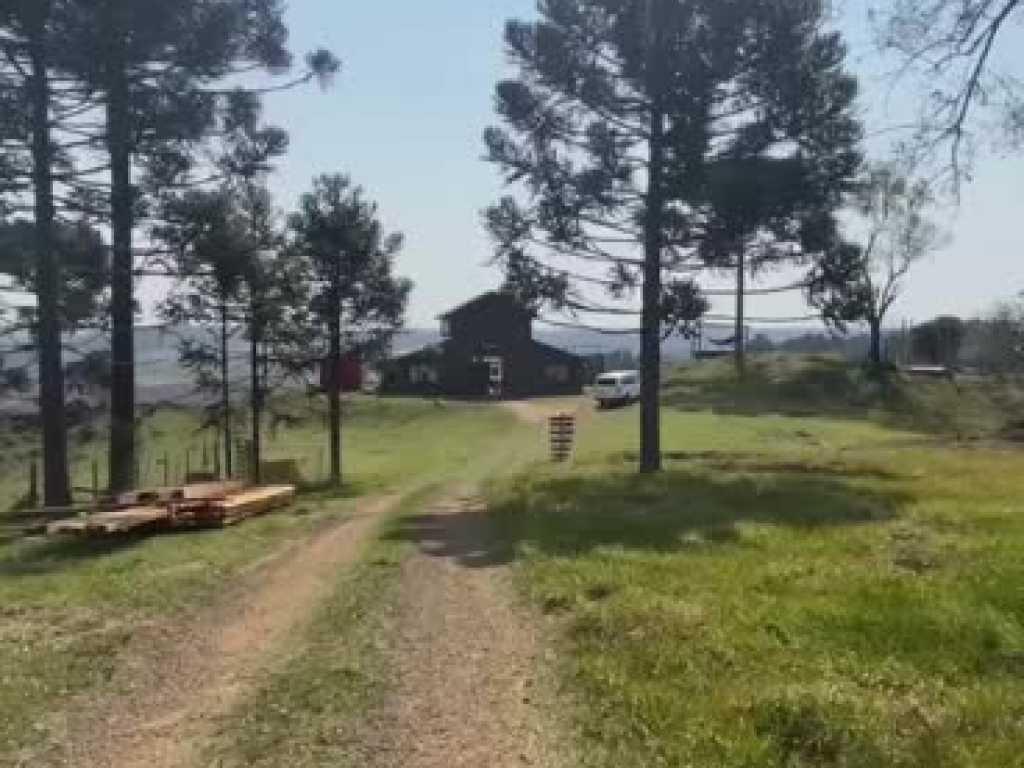 Casa Campo Guarapuava 10 pessoas