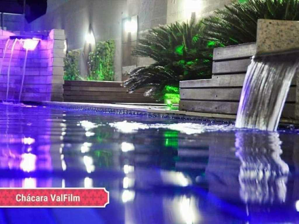Chácara de Lazer Val Film em Maringá