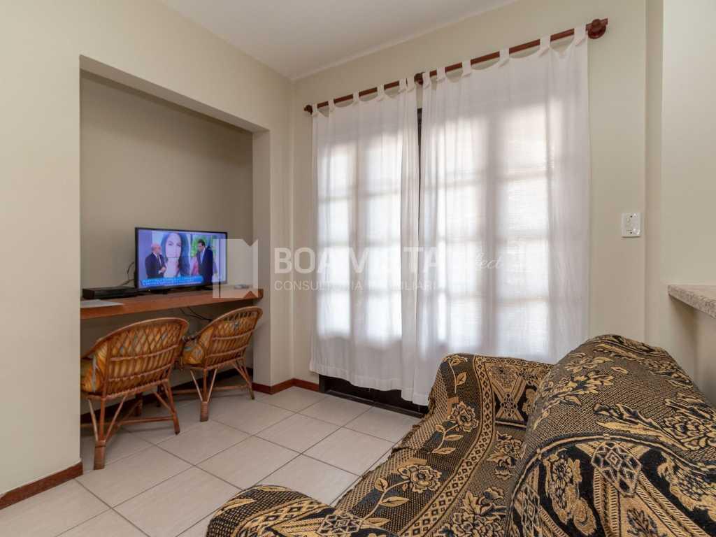 Aluguel Apartamento 2 quartos Âncora 9 |100m Mar | Bombas/SC
