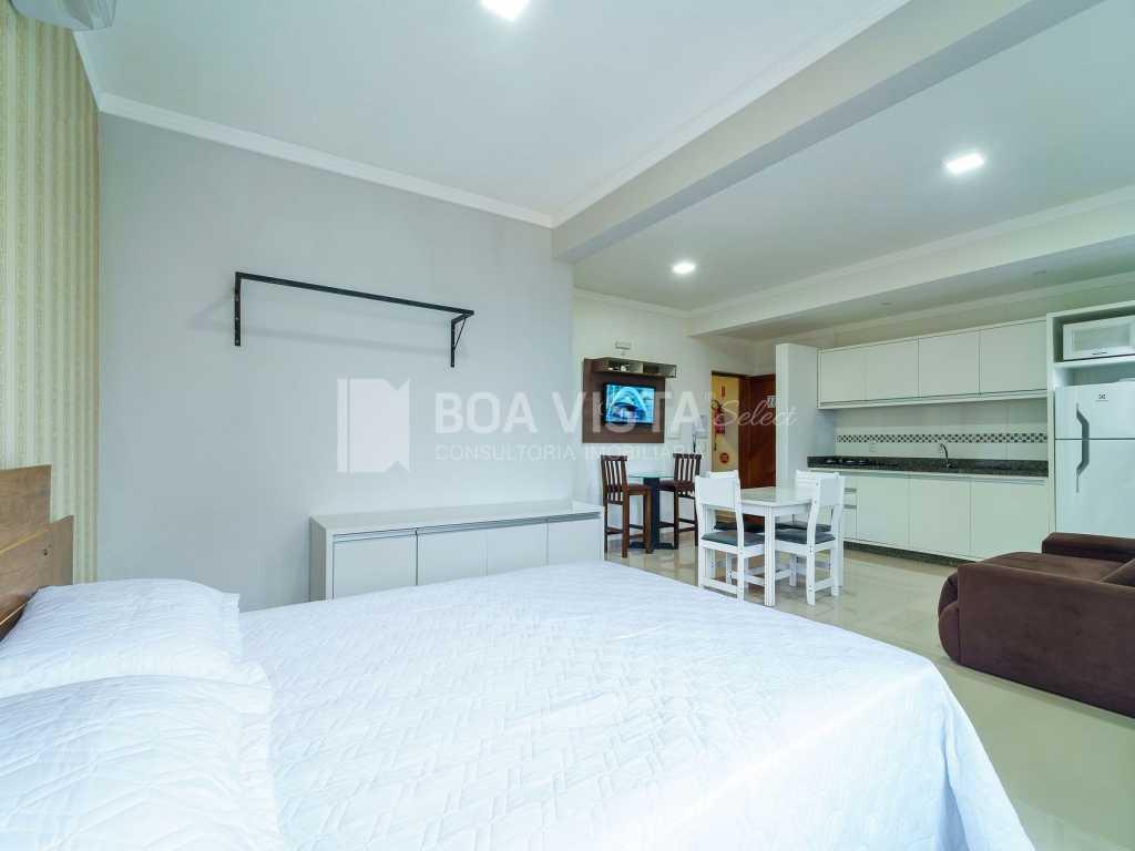 Aluguel Apartamento Studio 20 para 4 pessoas Bombas SC