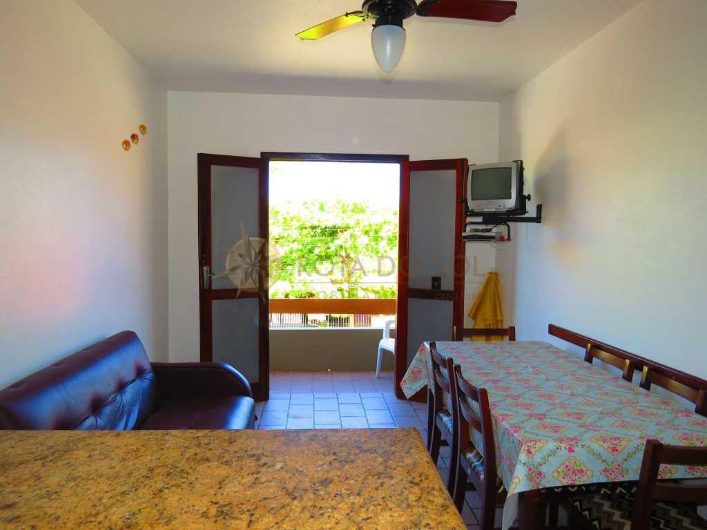 Cód 225F - Apartamento com excelente localização em Bombinhas - Tarifa econômica