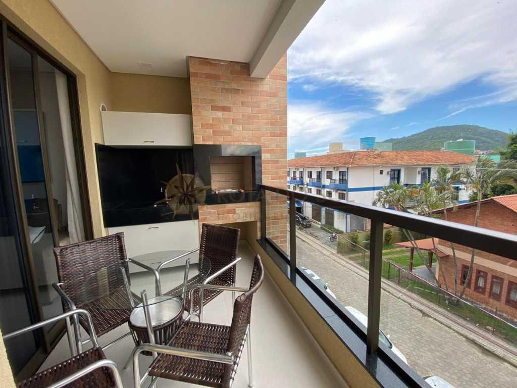 235A - Apartamento novo com muito conforto e excelente localização em Bombinhas, aguardamos você e sua família.