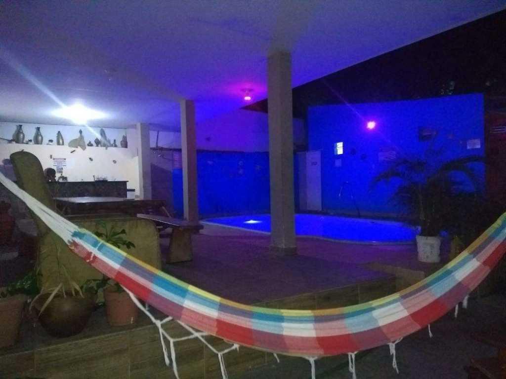 Casa mobiliada em praia de Guaibim