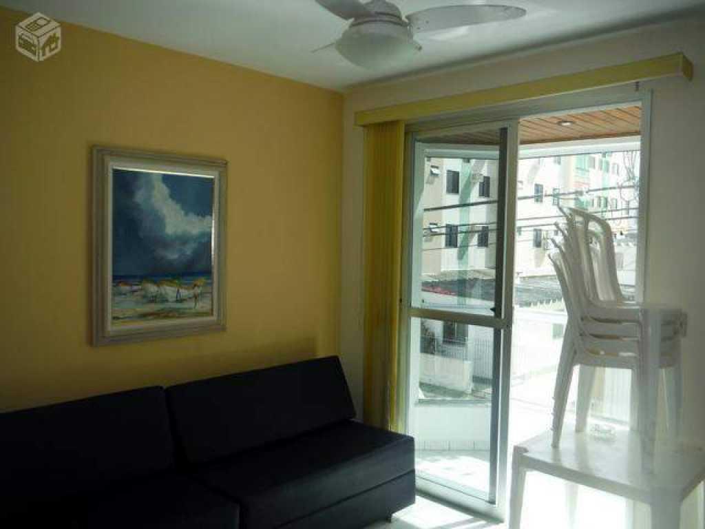 Apartamento de 3 quartos a 40 mts da praia do Centro