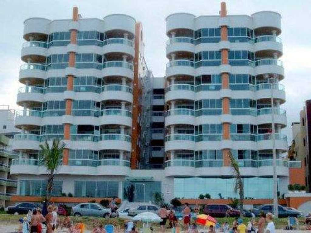 Apartamento 3 quartos com ar com vista para o mar - Itapema
