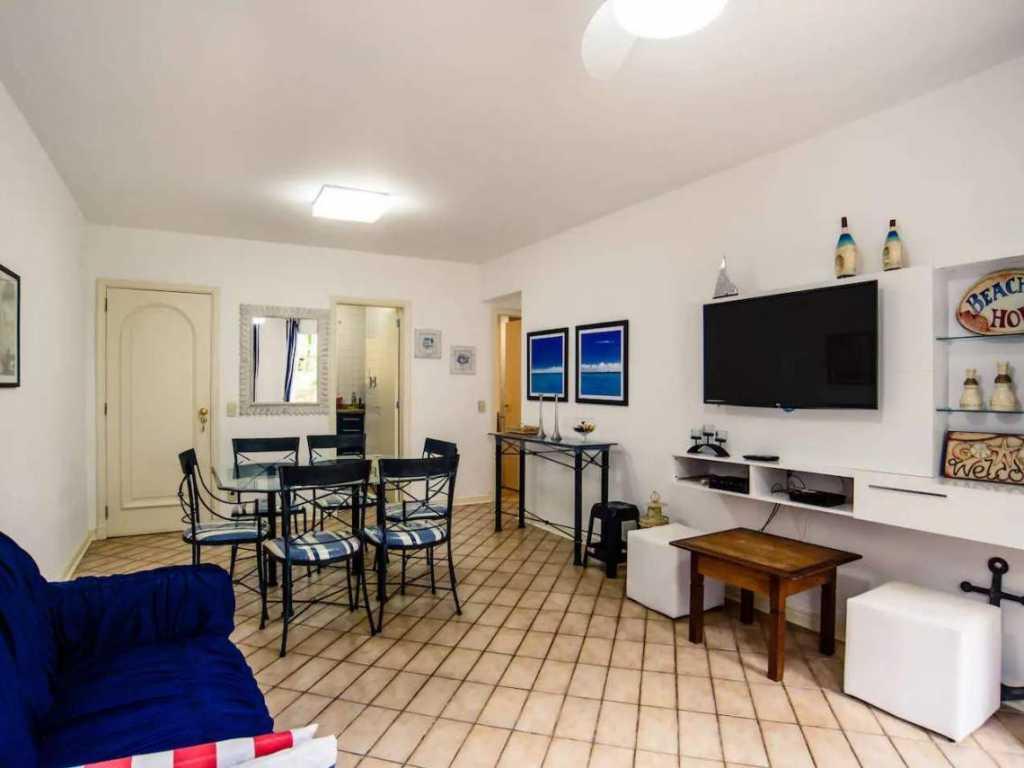 Acqua Riviera Condomínio a 50 m da Praia, Ar condicionado, Serviço de praia, Camareira, Wifi, outros