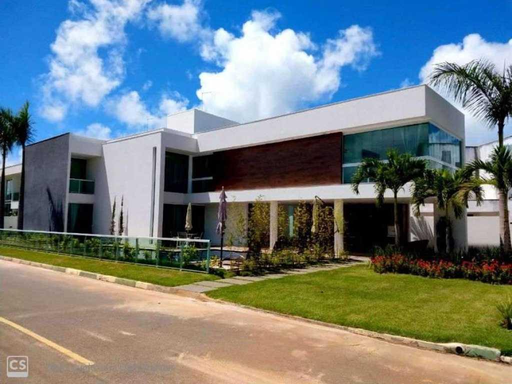 Casa ALTO PADRÃO - Guarajuba - Camaçari - BA