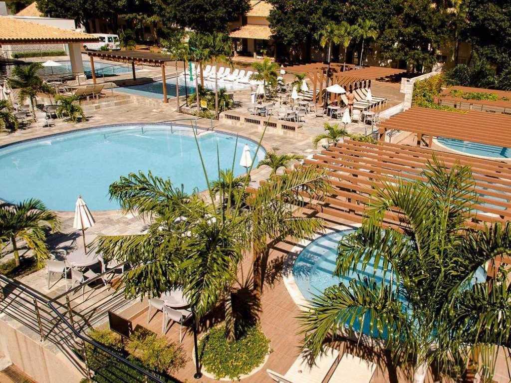 Di Roma International Resort - Apto P/Temporadas