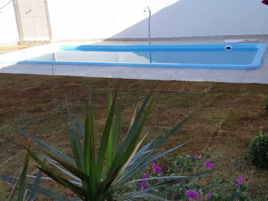 Excelente casa para temporada em Olímpia-SP,
