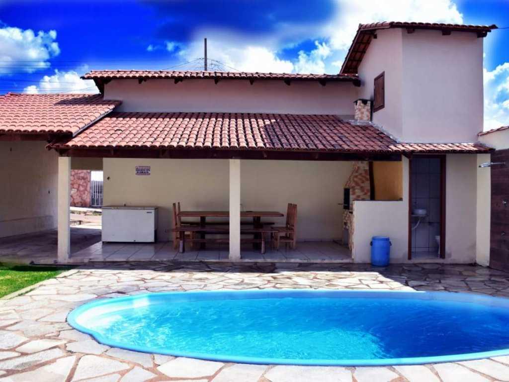 Sobrado com piscina em Pirenópolis