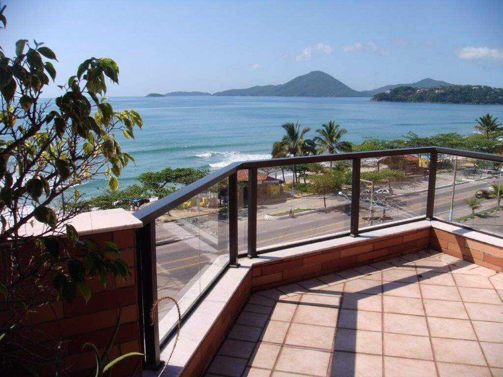 Alugo Cobertura Duplex - Frente ao mar - Praia Grande - Ubatuba
