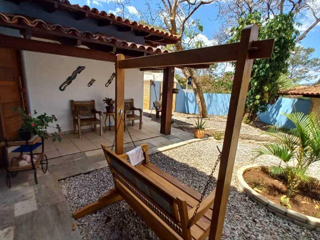 Linda casa em Pirenópolis com piscina aquecida, com datas disponíveis para feriado de Novembro, Natal, Ano Novo e Carnaval
