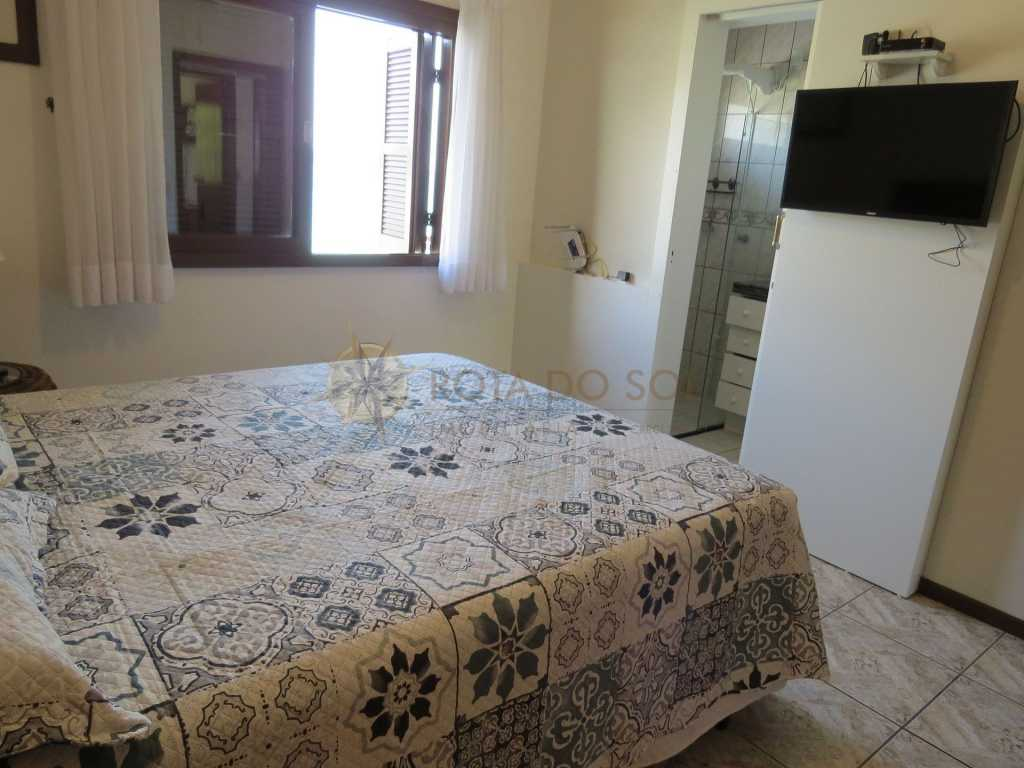 Apartamento para aluguel de temporada frente ao mar em Bombinhas - SC