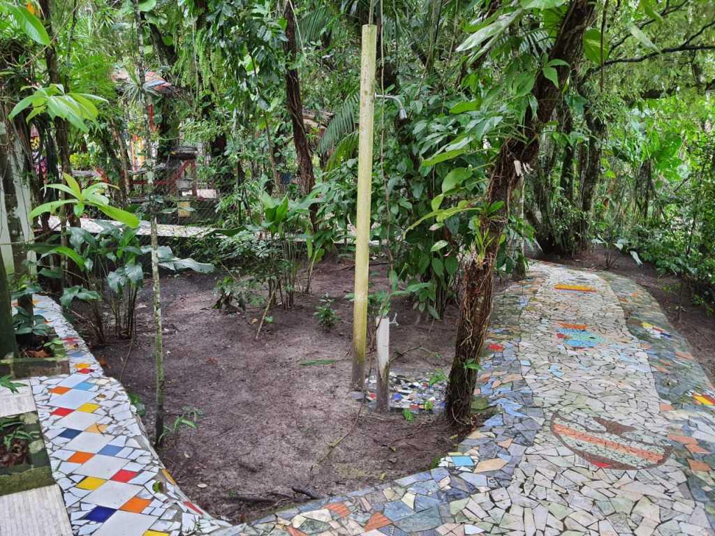 Casa para 5 pessoas com ar condiciondo na quadra do mar e do rio guar