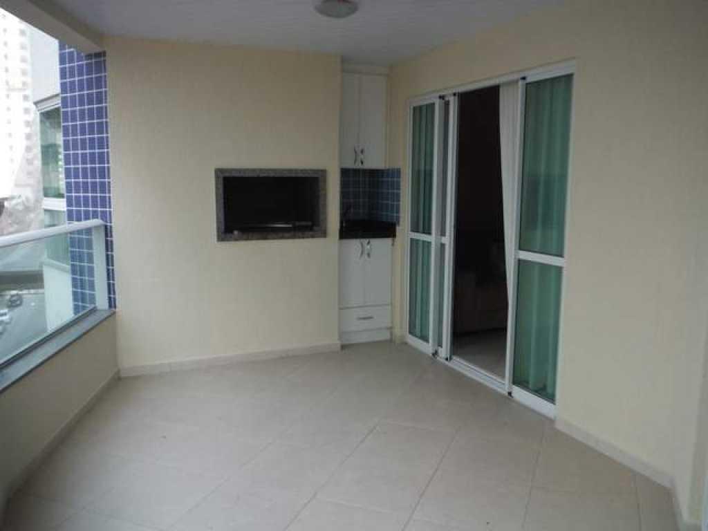 Apartamento 3 suites com ar e 2 vagas garagem - Meia Praia