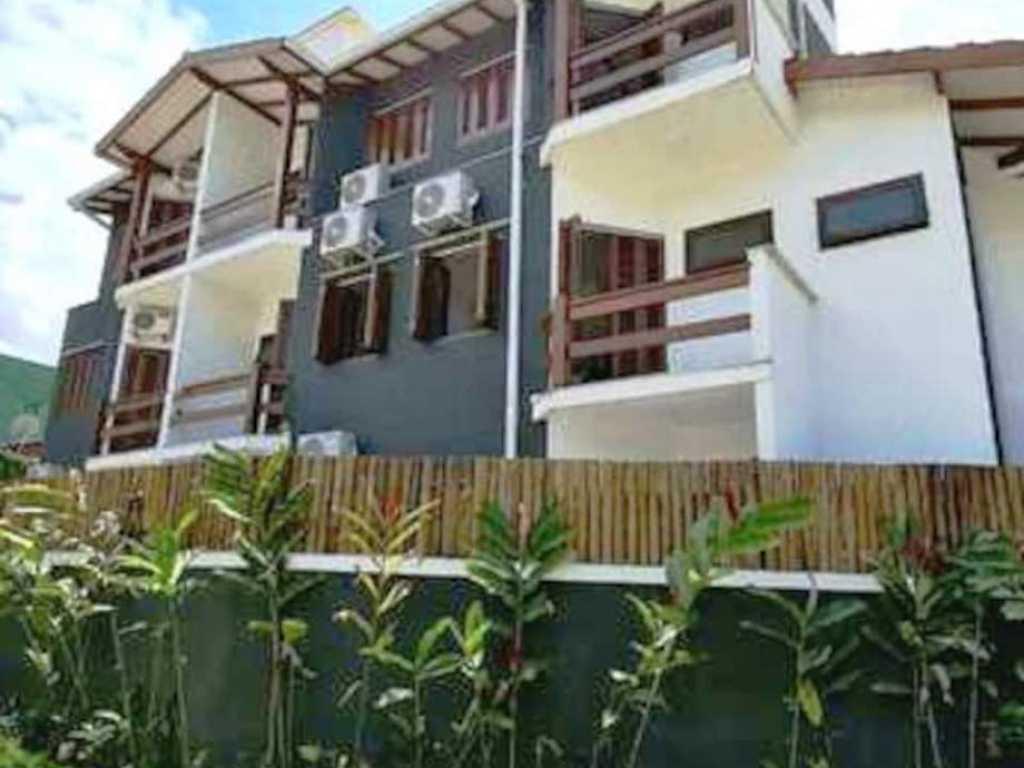 Apartamento aconchegante e próximo à natureza em Maresias