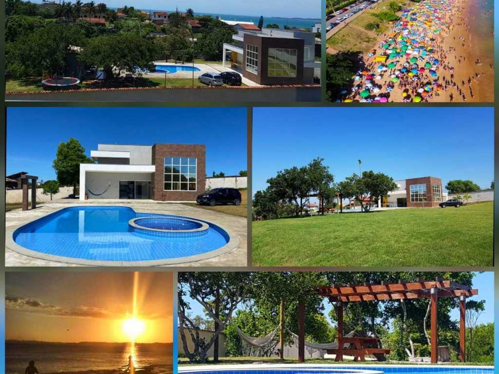 Linda casa de Praia excelente localização