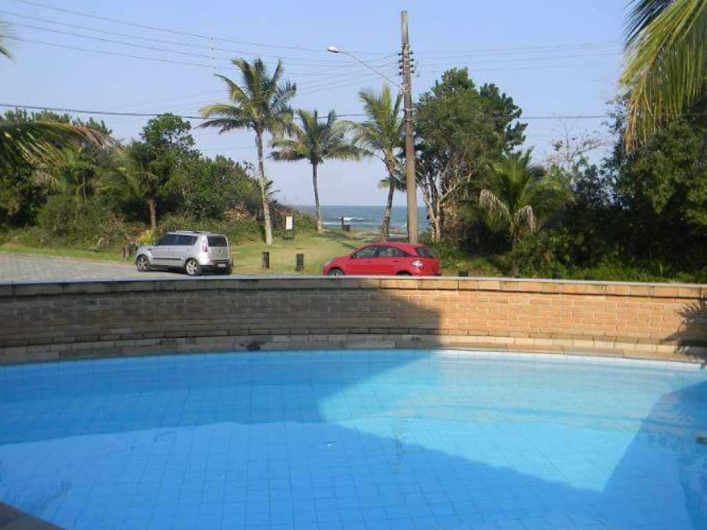Linda Casa frente ao Mar - Praia da Juréia - Lit. Norte - São Sebastião 17 pessoas