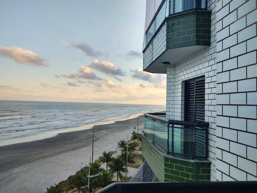 Apartamento Frente para o mar