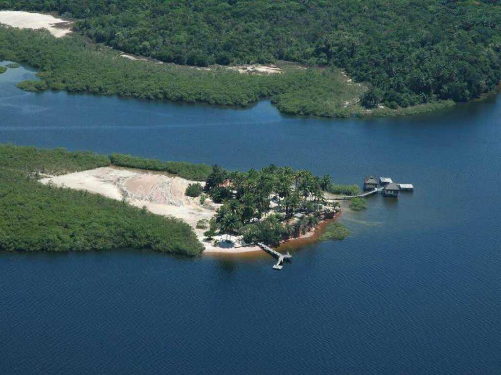 Paradisíaca Ilha Particular a 45 minutos de Salvador