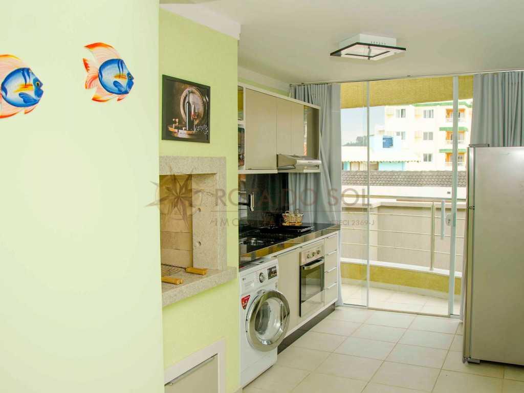 Cód 385A - Apartamento Frente ao Mar - Bombinhas