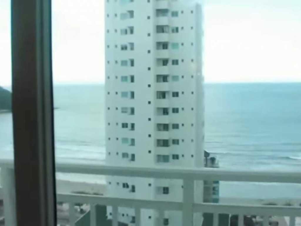 Aluguel temporada apartamento de luxo Balneário Camboriú- Edifício Torremolinos