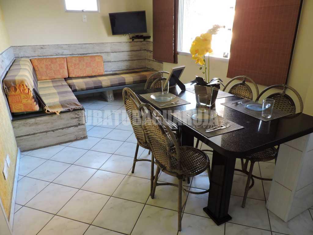 Apartamento 31 de 1 dormitório para 5 pessoas a duas quadras da Praia da Enseada - Guarujá