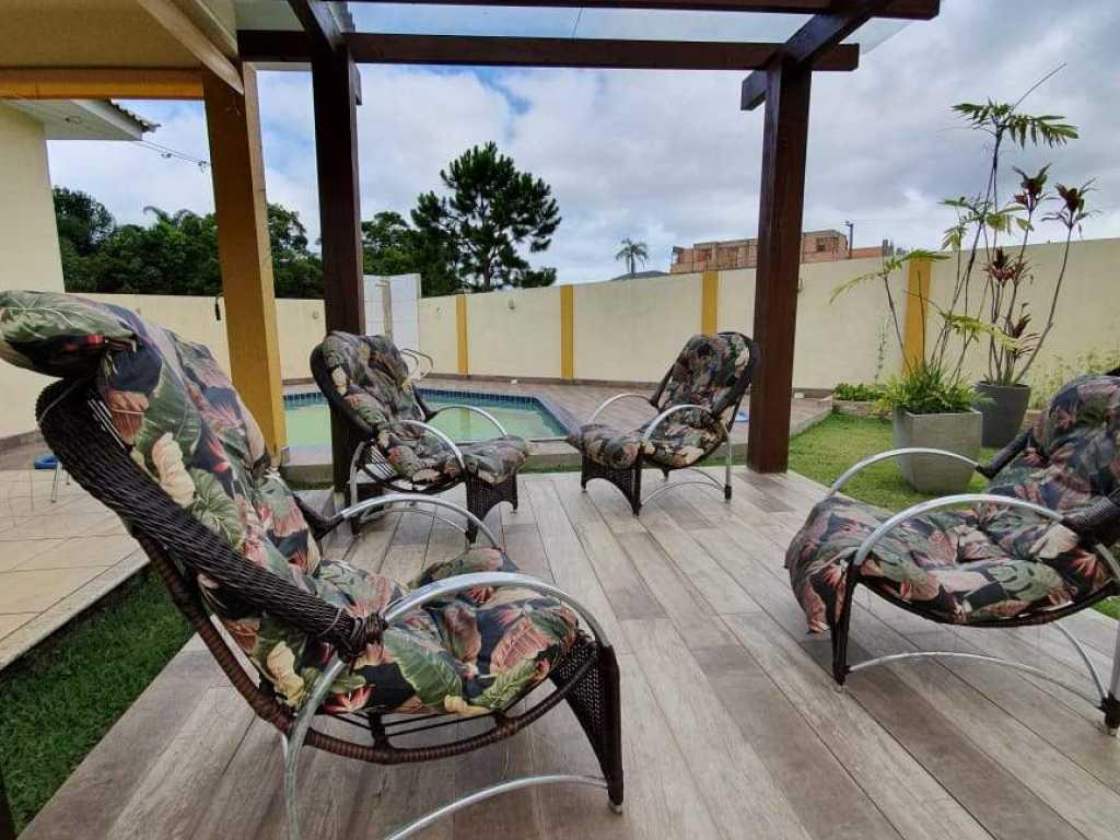 Excelente casa confortável com piscina disponivel a partir do dia 02\01\2021