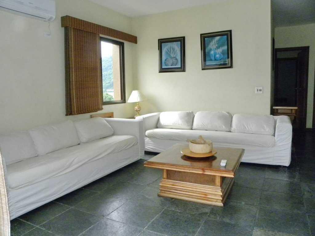 Cobertura Duplex, Piscina Churrasqueira privativas ,Ar Condicionado, Enseada  Guarujá