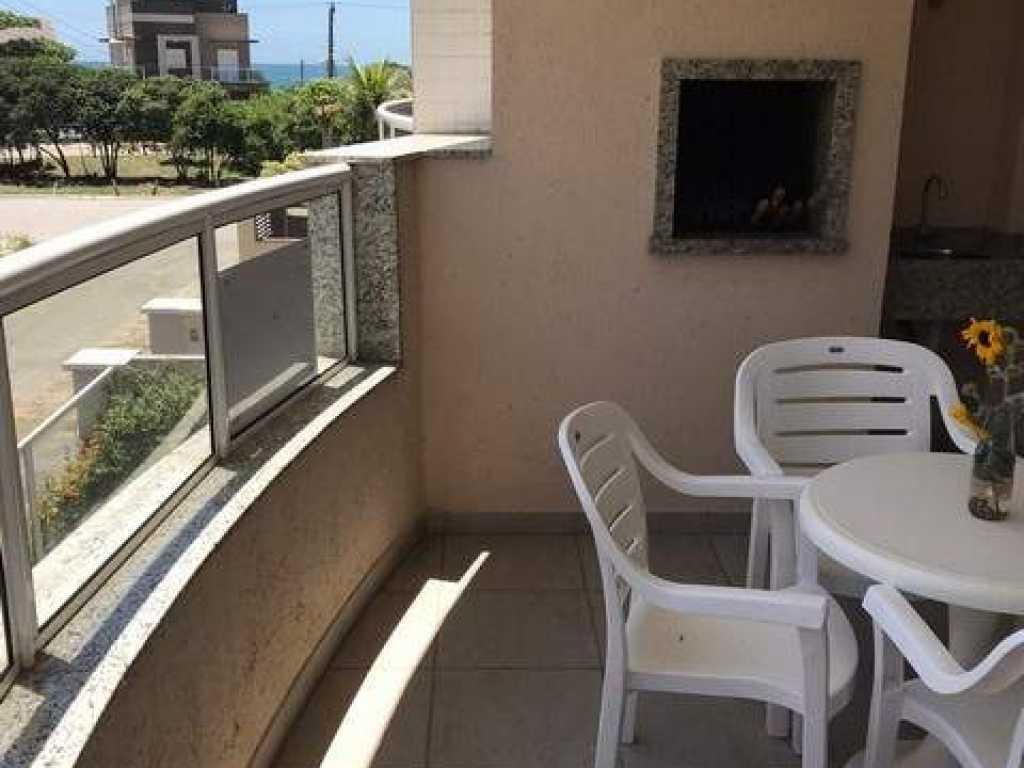 Edifício Ararate 120 metros da praia de Mariscal