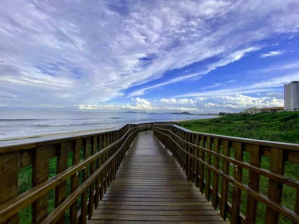 Alugue um apartamento na praia por uma semana e use o ano todo grátis!