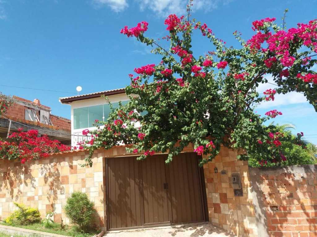 Linda casa para temporada na Praia de Jaua - Camaçari