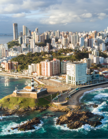 Onde comprar lembrancinhas em Salvador