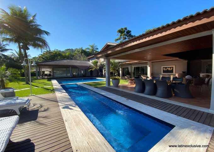 Ang009 - Magnífica casa em Angra dos Reis