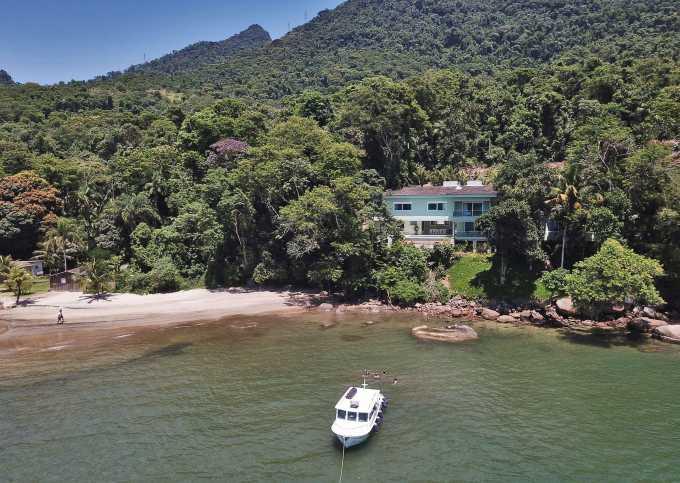 Ang013 - Villa frente mar em Angra