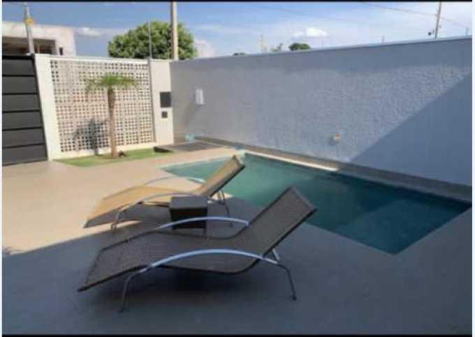 Casa 04 - Linda Casa em Porto Rico com piscina e área gourmet