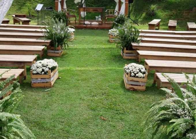 Chácara Havilá  Para Casamentos e Eventos