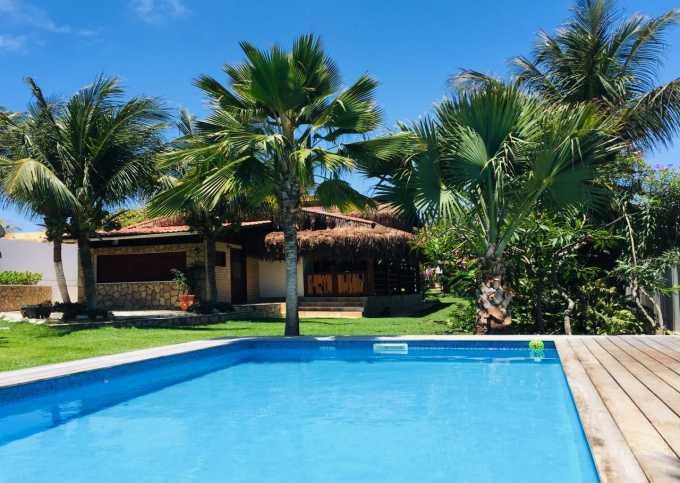 Casa na Praia de Canoa Quebrada