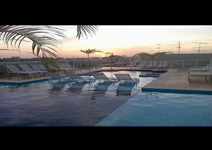 Apt em Condomínio de Luxo a Beira Mar de Maceió!