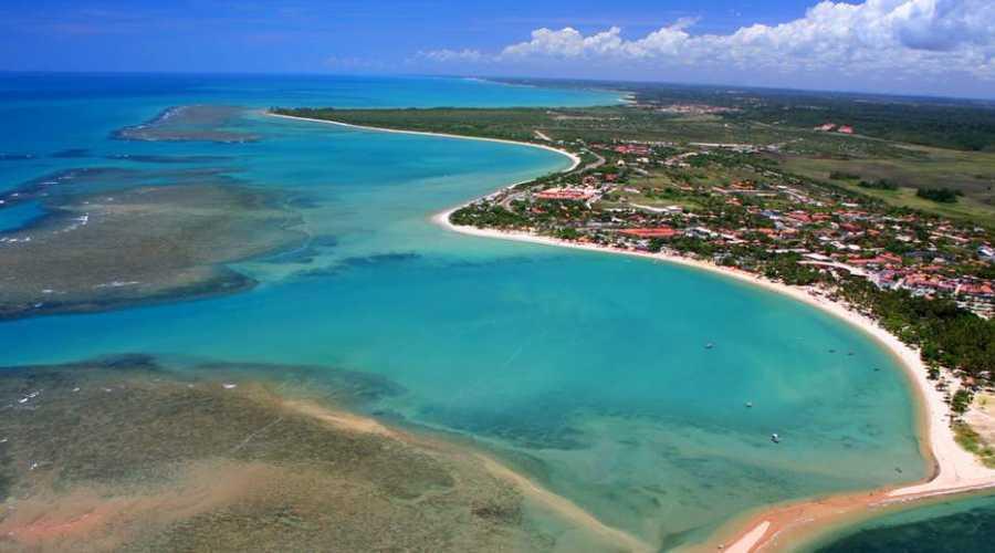 Melhores Prais do litoral da Bahia para aproveitar o ano inteiro