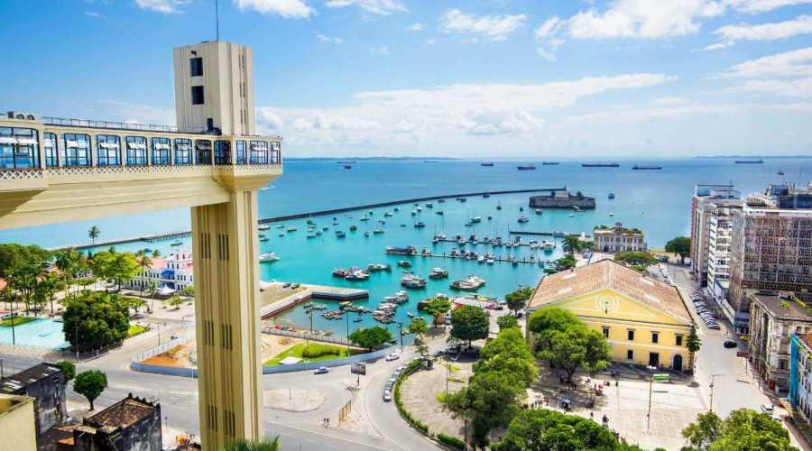 Os 6 melhores pontos turísticos de Salvador na Bahia