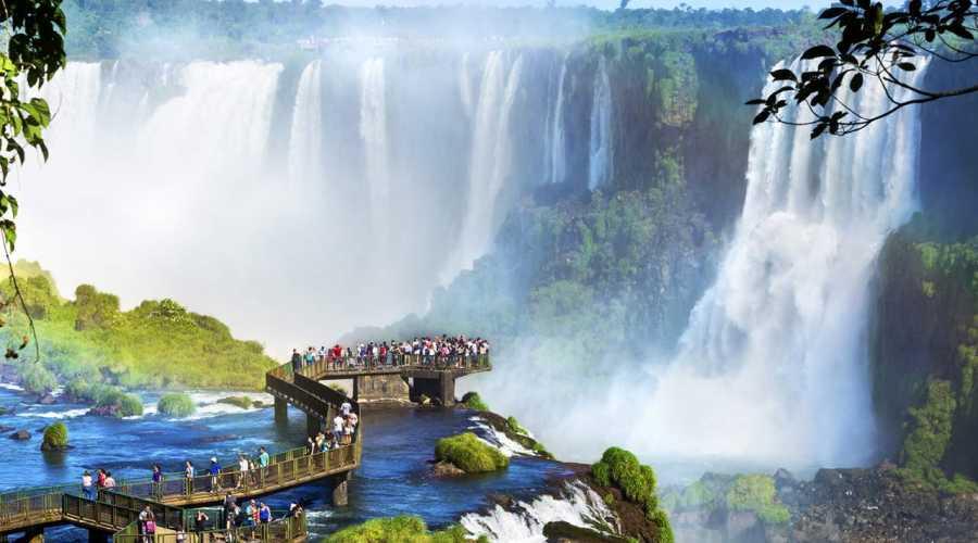 Onde comprar lembrancinhas e presentes em Foz do Iguaçu PR