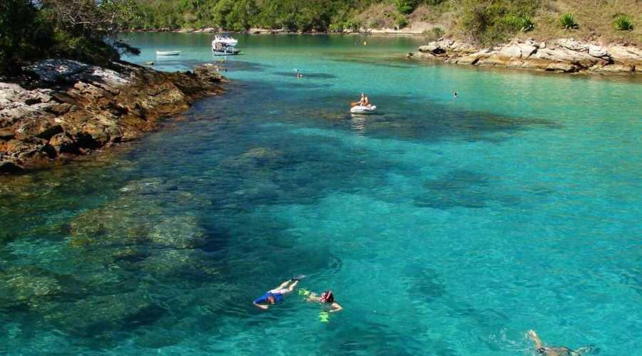Conheça os Melhores lugares para fazer mergulho no litoral do Brasil