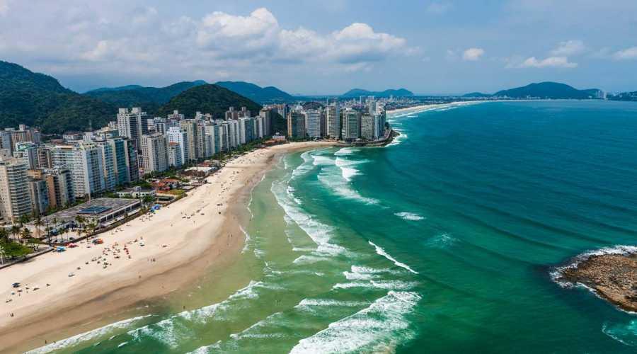 Confira as 5 Melhores praias de Guaruja SP