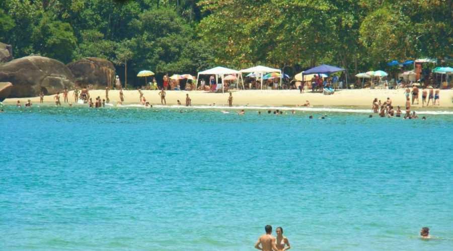 As Melhores praias do Estado de São Paulo
