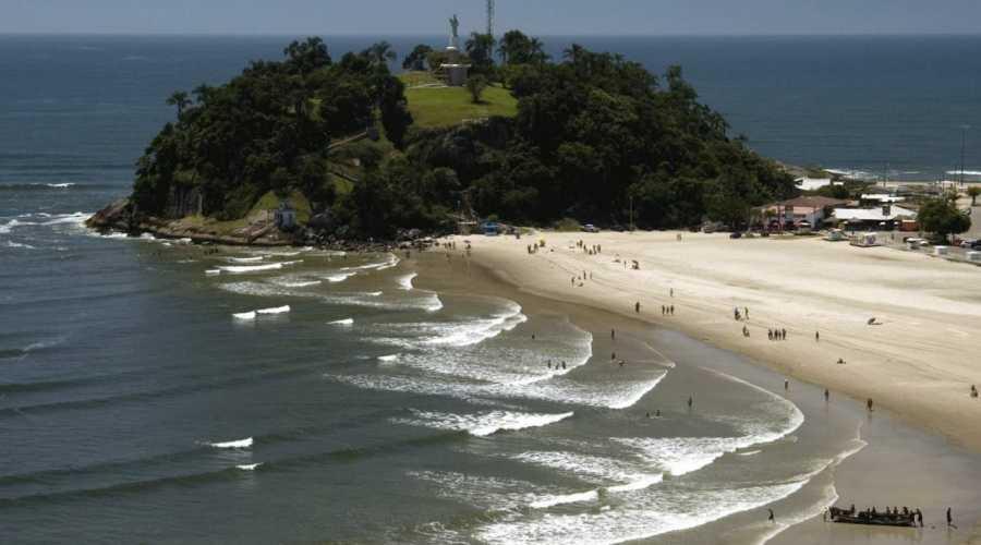 As quatro melhores praias do Estado do Paraná